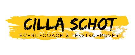 Logo Cilla Schot groot